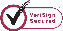 Veri Sign Secured Logo.