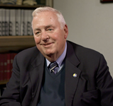 Dr. Weaver, the first president of the Rheumatology Research Foundation
