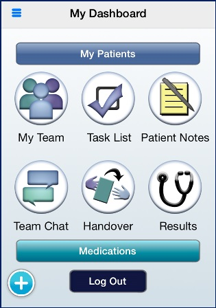 The PIVOT app which helps rheumatologists diagnose and treat rheumatic diseases.