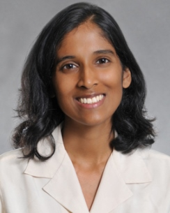 Dr. Arudathi Jayatilleke of Drexel University, who is developing a game to teach medical students how to diagnose RA.