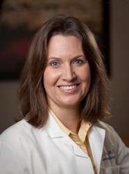 Teresa Tarrant, MD, a rheumatologist designing a new light-mediated treatment for RA