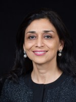Assistant Professor at Johns Hopkins University Dr. Uzma J. Haque