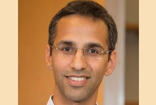 Dr. Deepak Rao of Brigham and Women's Hospital, who is studying peripheral helper T cells.