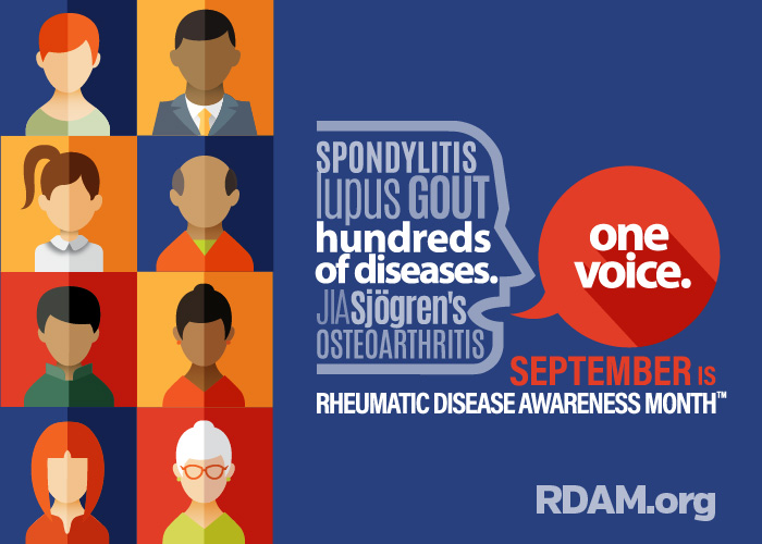 Rheumatic Disease Awareness Month