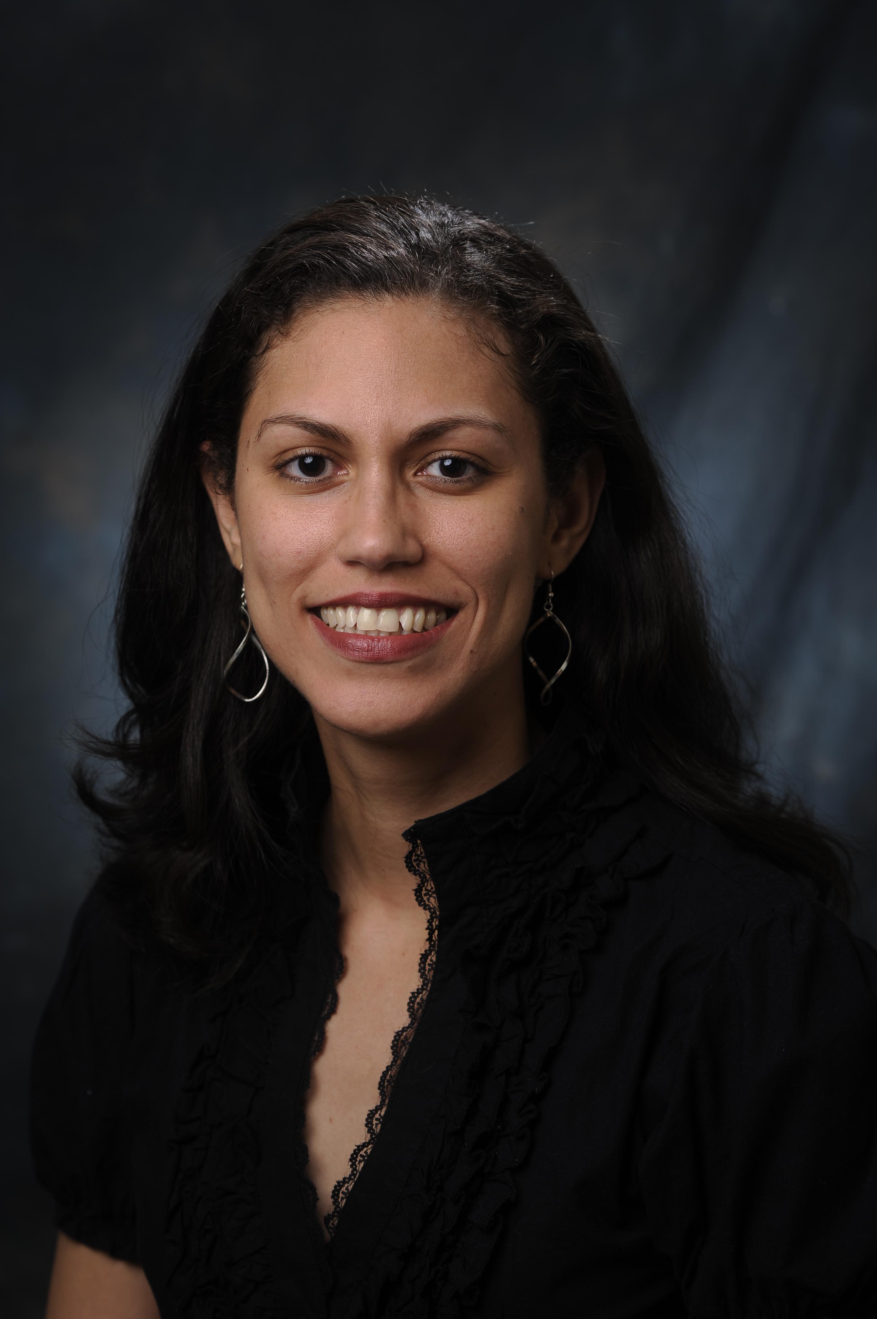 Dr. Navarro-Millán, a rheumatologist