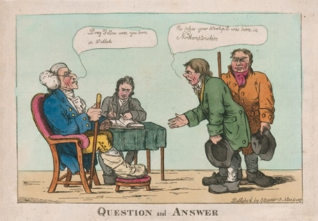 "2008 Annual Gout Print ""Question and Answer."""