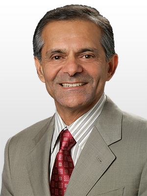 American College of Rheumatology President Dr. Sharad Lakhanpal