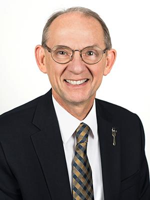 President Dr. Eric Matteson