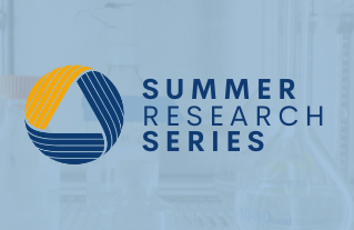 Join us for the Summer Research Series